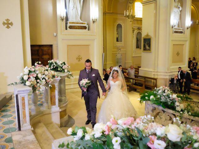 Il matrimonio di Anthony e Veronica a Vasto, Chieti 23