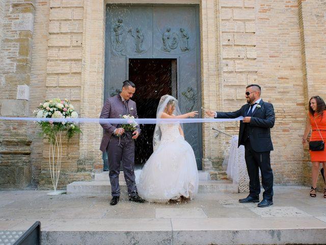 Il matrimonio di Anthony e Veronica a Vasto, Chieti 31