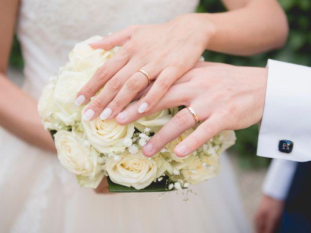 Il matrimonio di Mattia e Sara a Pontenure, Piacenza 2