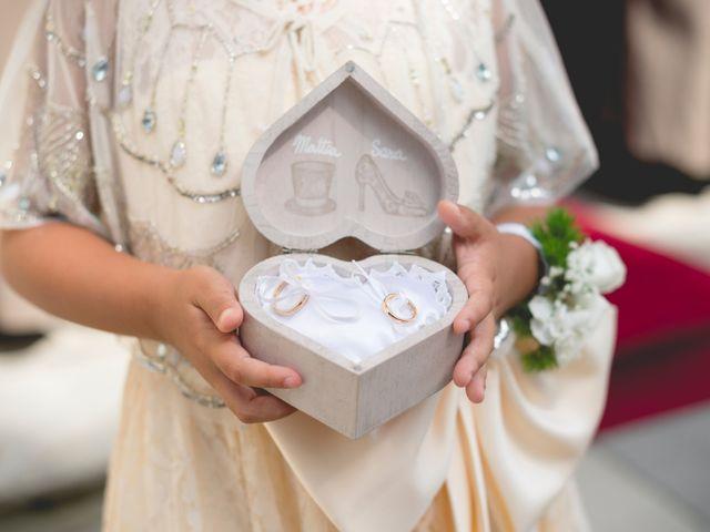 Il matrimonio di Mattia e Sara a Pontenure, Piacenza 6
