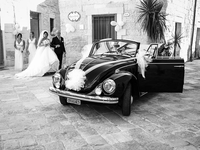 Il matrimonio di Marcello e Maria a Lecce, Lecce 36