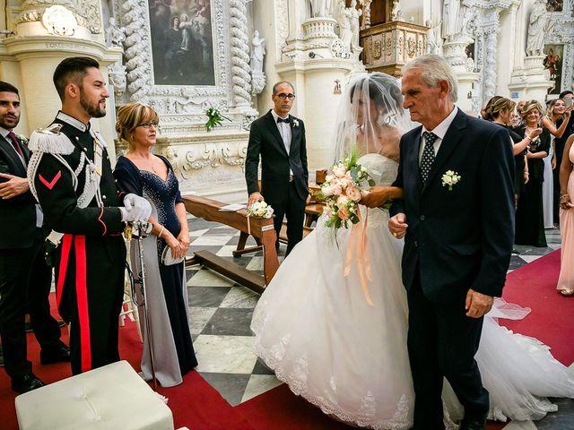 Il matrimonio di Marcello e Maria a Lecce, Lecce 41