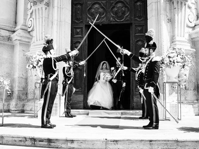 Il matrimonio di Marcello e Maria a Lecce, Lecce 47