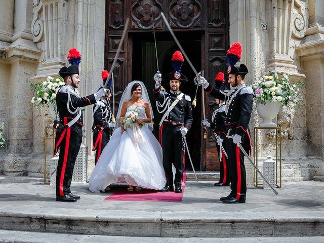 Il matrimonio di Marcello e Maria a Lecce, Lecce 48