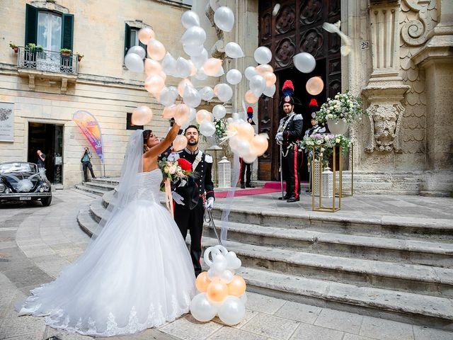 Il matrimonio di Marcello e Maria a Lecce, Lecce 49