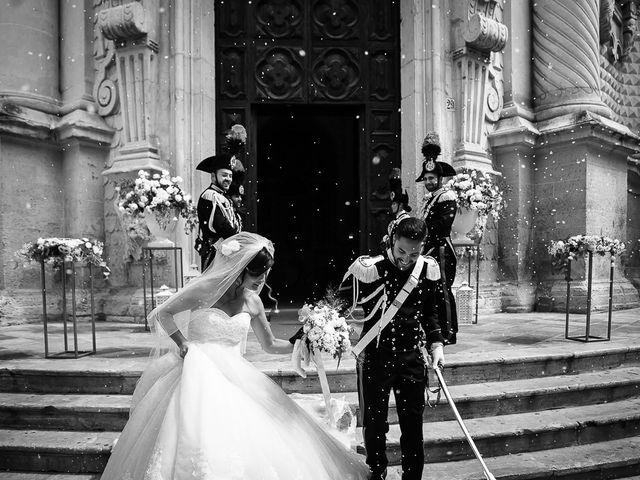 Il matrimonio di Marcello e Maria a Lecce, Lecce 50
