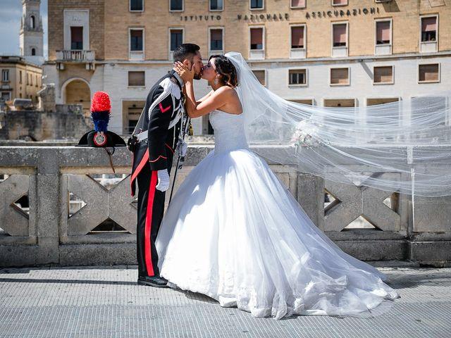 Il matrimonio di Marcello e Maria a Lecce, Lecce 53