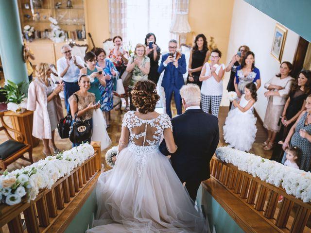 Il matrimonio di Angelo e Mariantonia a Capaccio Paestum, Salerno 11