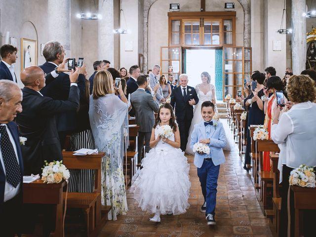 Il matrimonio di Angelo e Mariantonia a Capaccio Paestum, Salerno 14