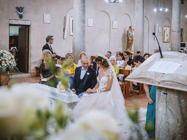 Il matrimonio di Angelo e Mariantonia a Capaccio Paestum, Salerno 18