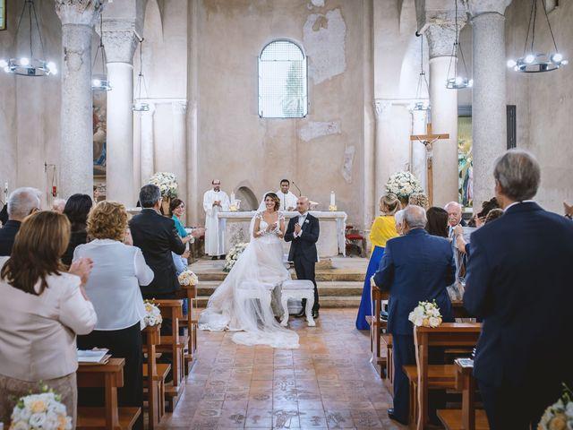 Il matrimonio di Angelo e Mariantonia a Capaccio Paestum, Salerno 20