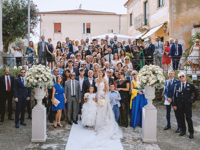 Il matrimonio di Angelo e Mariantonia a Capaccio Paestum, Salerno 22