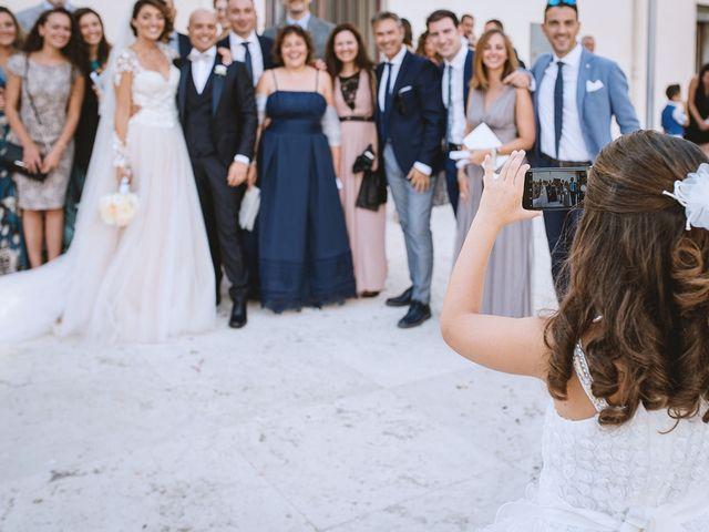 Il matrimonio di Angelo e Mariantonia a Capaccio Paestum, Salerno 25