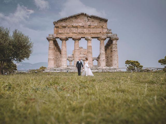 Il matrimonio di Angelo e Mariantonia a Capaccio Paestum, Salerno 27