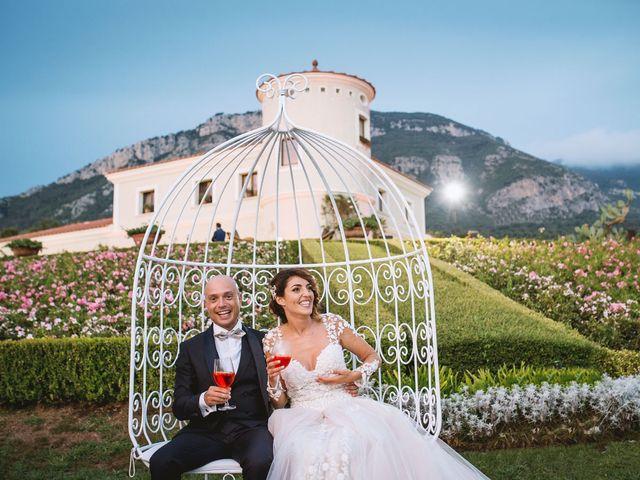 Il matrimonio di Angelo e Mariantonia a Capaccio Paestum, Salerno 33