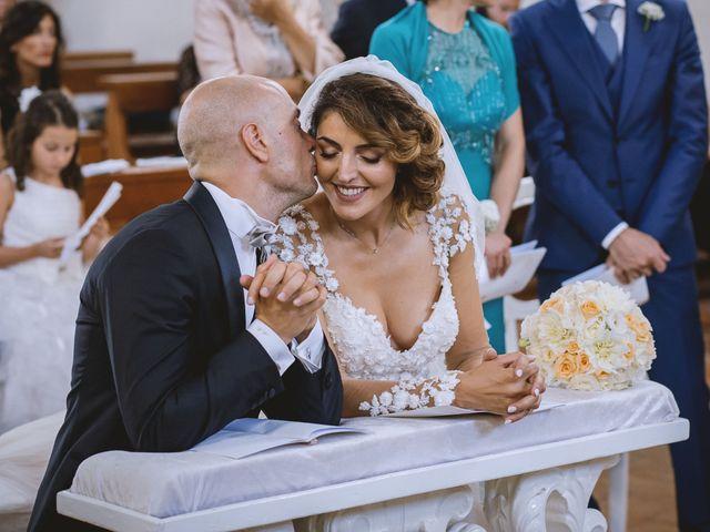 Il matrimonio di Angelo e Mariantonia a Capaccio Paestum, Salerno 58