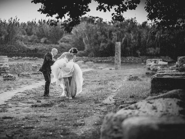 Il matrimonio di Angelo e Mariantonia a Capaccio Paestum, Salerno 63
