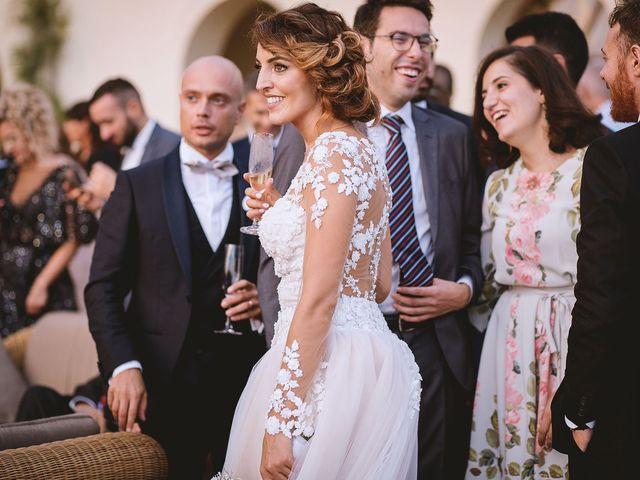 Il matrimonio di Angelo e Mariantonia a Capaccio Paestum, Salerno 66