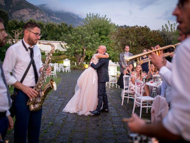 Il matrimonio di Angelo e Mariantonia a Capaccio Paestum, Salerno 69