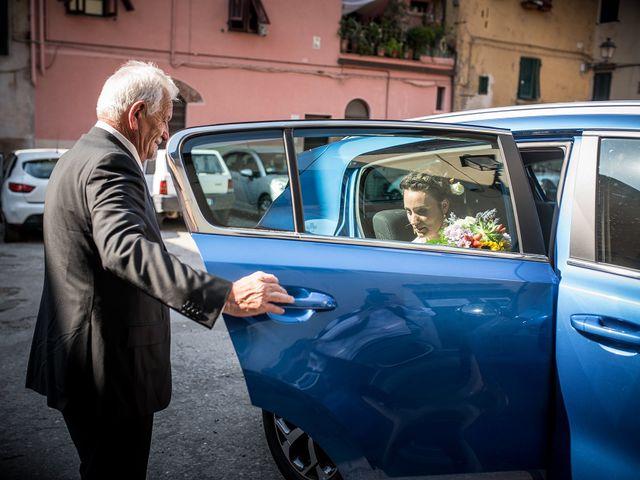 Il matrimonio di Alberto e Serena a Campiglia Marittima, Livorno 16