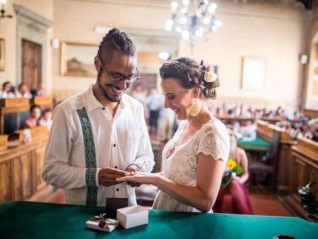 Il matrimonio di Alberto e Serena a Campiglia Marittima, Livorno 17