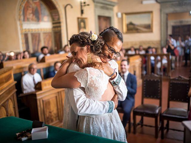 Il matrimonio di Alberto e Serena a Campiglia Marittima, Livorno 18