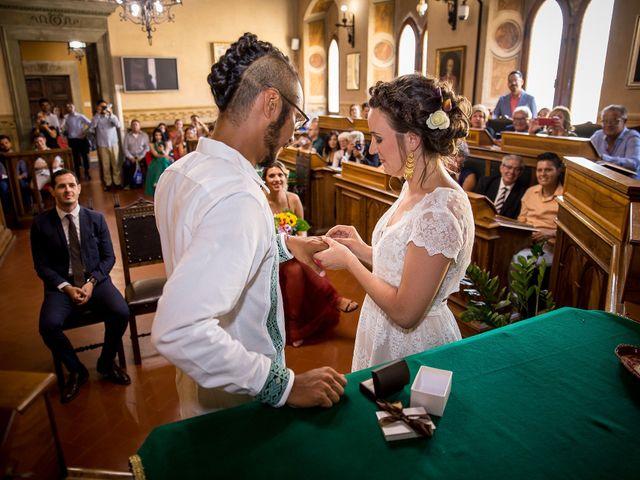 Il matrimonio di Alberto e Serena a Campiglia Marittima, Livorno 19