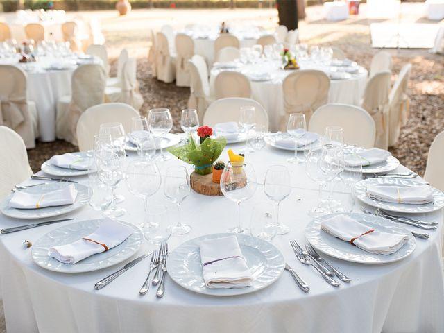 Il matrimonio di Alberto e Serena a Campiglia Marittima, Livorno 25