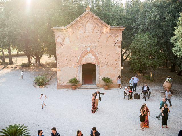 Il matrimonio di Alberto e Serena a Campiglia Marittima, Livorno 26