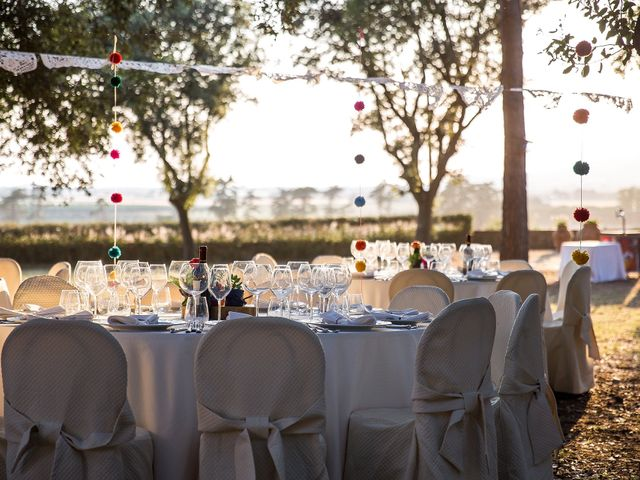 Il matrimonio di Alberto e Serena a Campiglia Marittima, Livorno 30