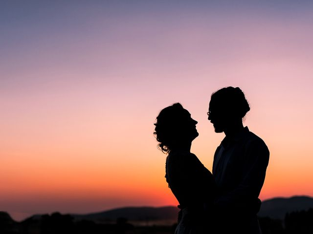 Il matrimonio di Alberto e Serena a Campiglia Marittima, Livorno 33