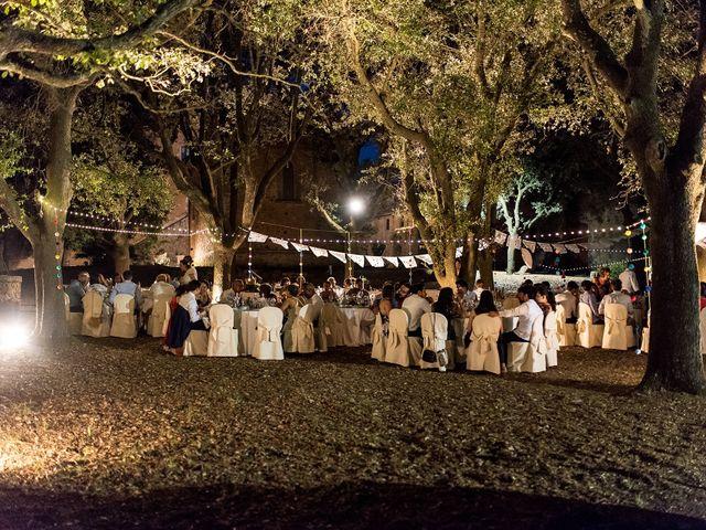 Il matrimonio di Alberto e Serena a Campiglia Marittima, Livorno 36