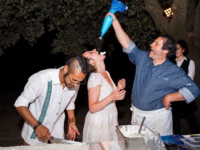 Il matrimonio di Alberto e Serena a Campiglia Marittima, Livorno 39