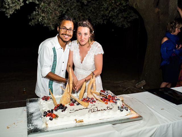 Il matrimonio di Alberto e Serena a Campiglia Marittima, Livorno 40