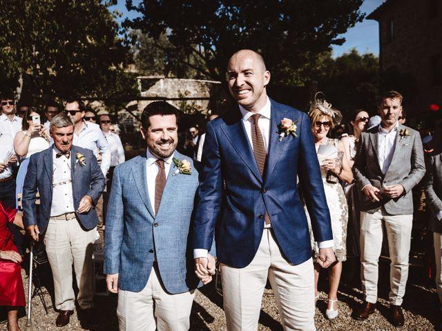 Il matrimonio di Joey e John a Poggibonsi, Siena 7