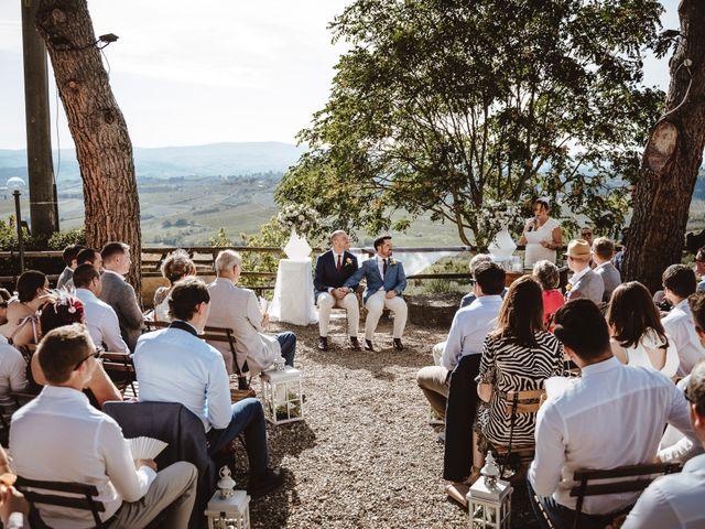 Il matrimonio di Joey e John a Poggibonsi, Siena 8