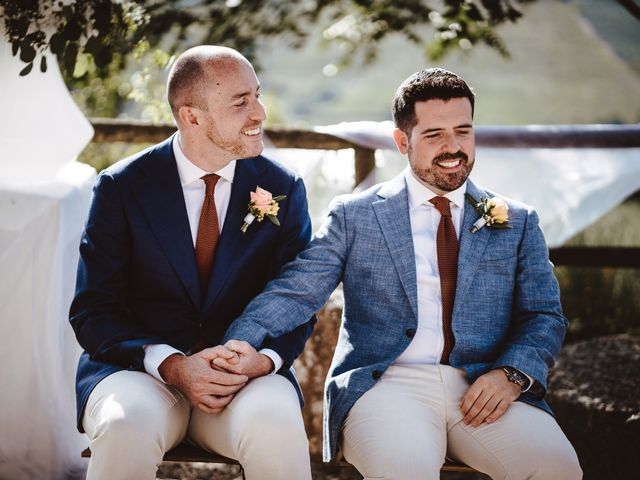 Il matrimonio di Joey e John a Poggibonsi, Siena 9