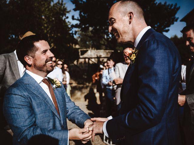 Il matrimonio di Joey e John a Poggibonsi, Siena 11