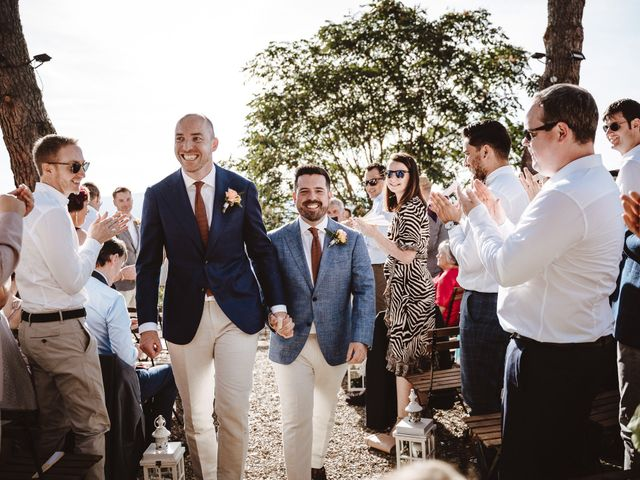 Il matrimonio di Joey e John a Poggibonsi, Siena 13