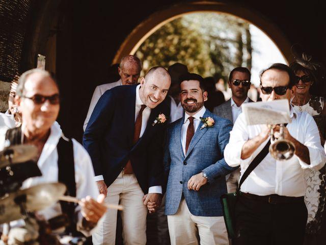 Il matrimonio di Joey e John a Poggibonsi, Siena 14