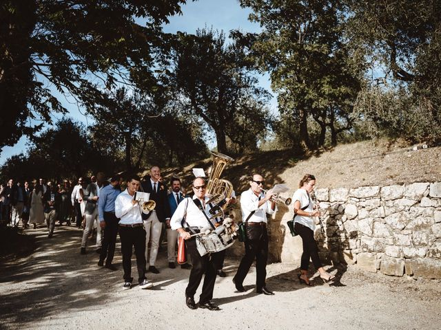 Il matrimonio di Joey e John a Poggibonsi, Siena 15