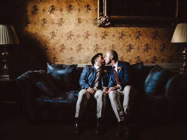 Il matrimonio di Joey e John a Poggibonsi, Siena 17