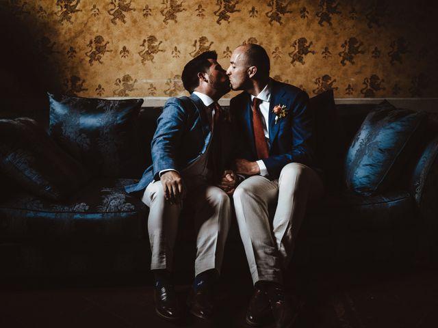 Il matrimonio di Joey e John a Poggibonsi, Siena 1