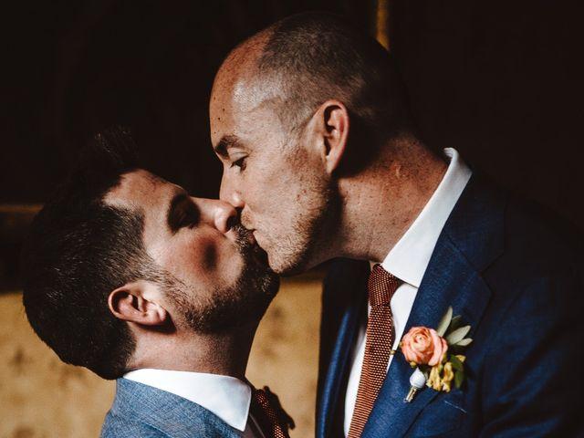 Il matrimonio di Joey e John a Poggibonsi, Siena 18