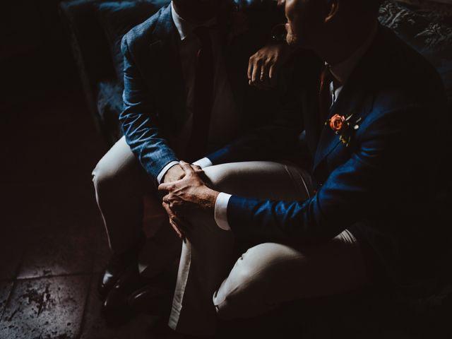 Il matrimonio di Joey e John a Poggibonsi, Siena 20