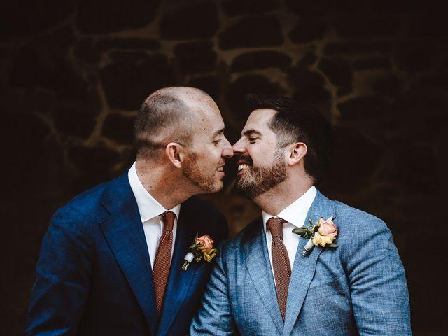 Il matrimonio di Joey e John a Poggibonsi, Siena 23