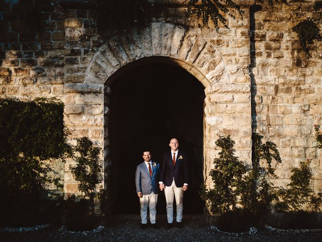 Il matrimonio di Joey e John a Poggibonsi, Siena 24