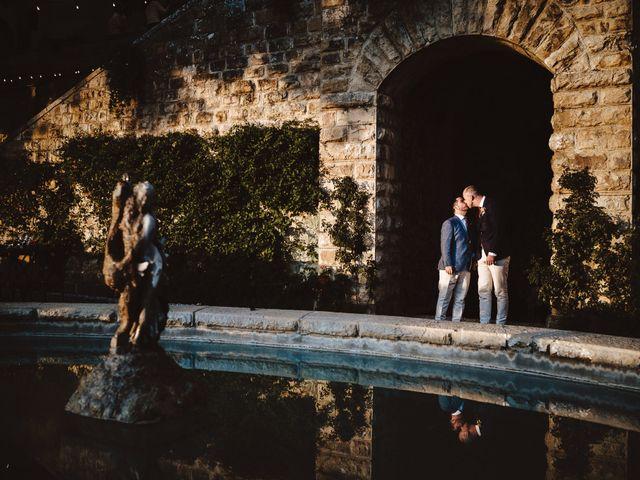 Il matrimonio di Joey e John a Poggibonsi, Siena 2