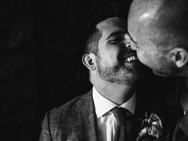 Il matrimonio di Joey e John a Poggibonsi, Siena 25