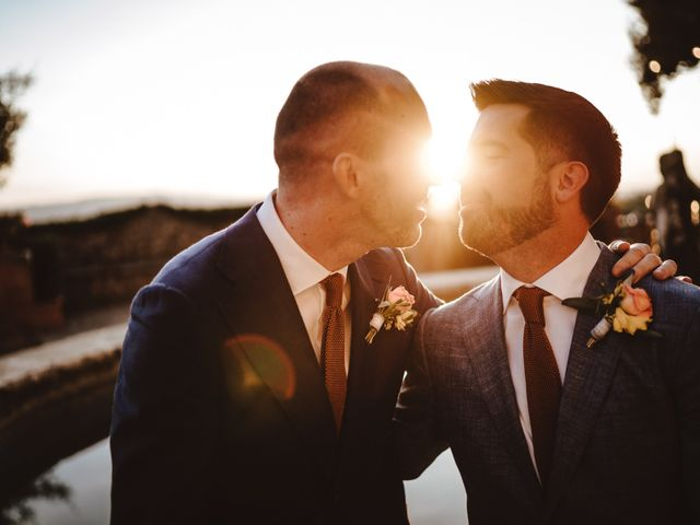 Il matrimonio di Joey e John a Poggibonsi, Siena 26